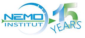 Logo Institut Nemo 15 ans