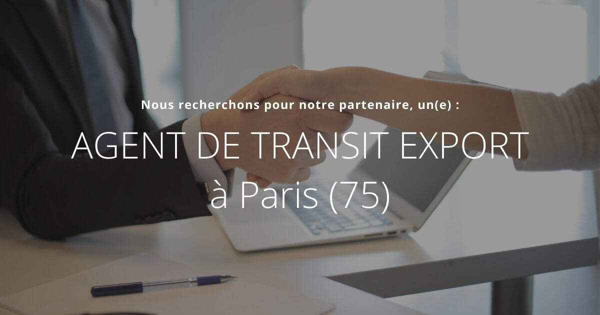 Agent de transit export